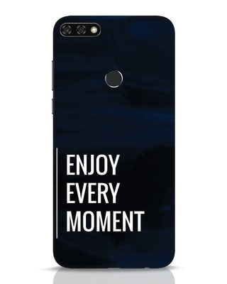 Shop Every Moment Huawei Honor 7C Mobile Cover-Front