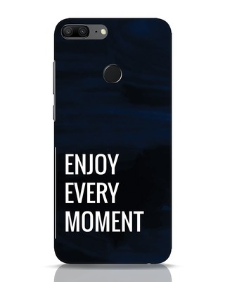 Shop Every Moment Huawei Honor 9 Lite Mobile Cover-Front