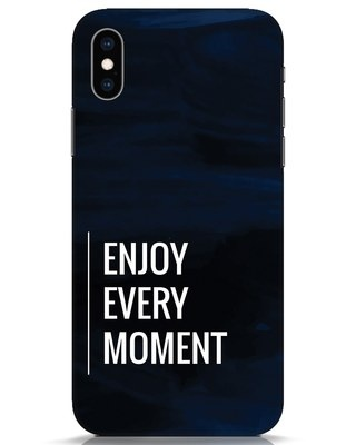 Shop Every Moment iPhone XS Mobile Cover-Front