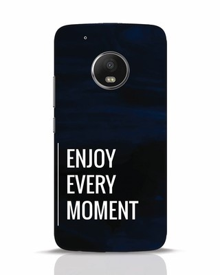 Shop Every Moment Moto G5 Plus Mobile Cover-Front