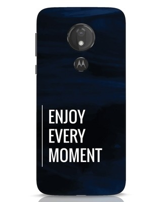 Shop Every Moment Moto G7 Power Mobile Cover-Front