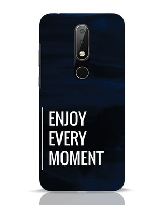 Shop Every Moment Nokia 6.1 Plus Mobile Cover-Front