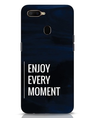 Shop Every Moment Oppo A5s Mobile Cover-Front