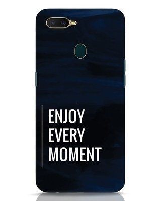 Shop Every Moment Oppo A7 Mobile Cover-Front
