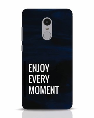 Shop Every Moment Xiaomi Redmi Note 4 Mobile Cover-Front