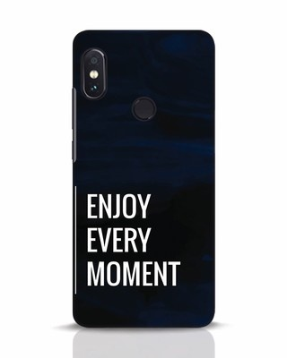 Shop Every Moment Xiaomi Redmi Note 5 Pro Mobile Cover-Front