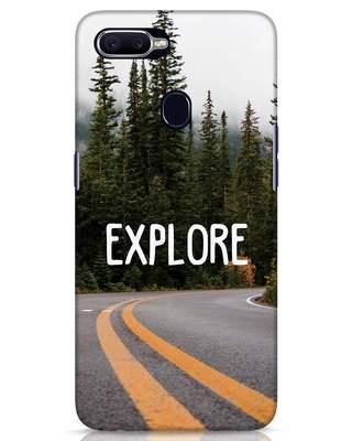 Shop Explore The Mountains Realme 2 Pro Mobile Cover-Front