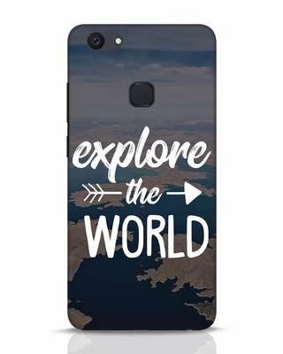 Shop Explore The World Vivo V7 Plus Mobile Cover-Front