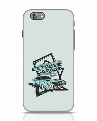 Shop Extreme Garage iPhone 6 Mobile Cover-Front