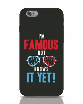 Shop Famous iPhone 6s Mobile Cover-Front