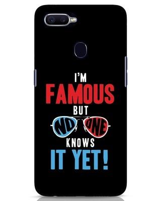 Shop Famous Realme 2 Pro Mobile Cover-Front