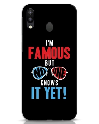 Shop Famous Samsung Galaxy M20 Mobile Cover-Front