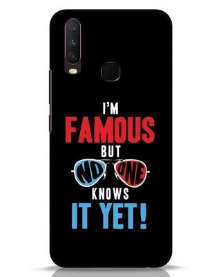 Shop Famous Vivo Y17 Mobile Cover-Front
