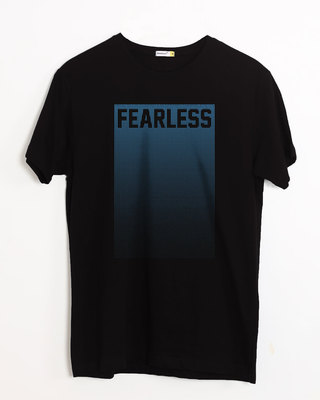 Shop Fearless Half Sleeve T-Shirt-Front