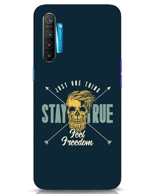 Shop Feel Freedom Realme XT Mobile Cover-Front