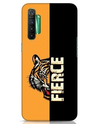 Shop Fierce Tiger Realme X2 Mobile Cover-Front