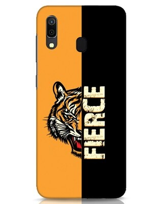Shop Fierce Tiger Samsung Galaxy A30 Mobile Cover-Front