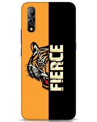 Shop Fierce Tiger Vivo S1 Mobile Cover-Front