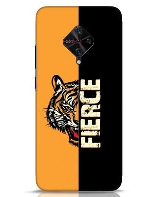 Shop Fierce Tiger Vivo S1 Pro Mobile Cover-Front