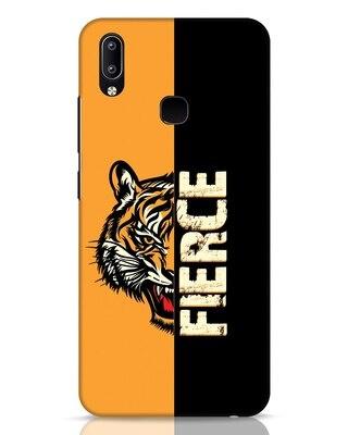 Shop Fierce Tiger Vivo Y91 Mobile Cover-Front