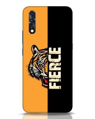 Shop Fierce Tiger Vivo Z1x Mobile Cover-Front