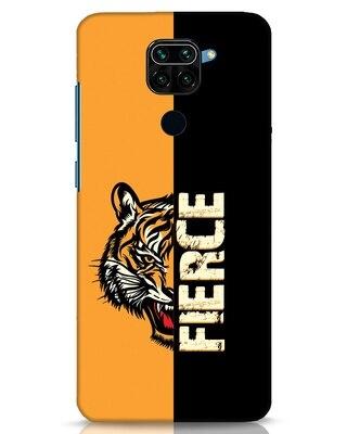 Shop Fierce Tiger Xiaomi Redmi Note 9 Mobile Cover-Front
