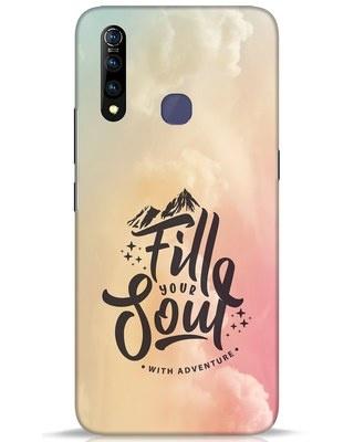 Shop Fill Your Soul Vivo Z1 Pro Mobile Cover-Front