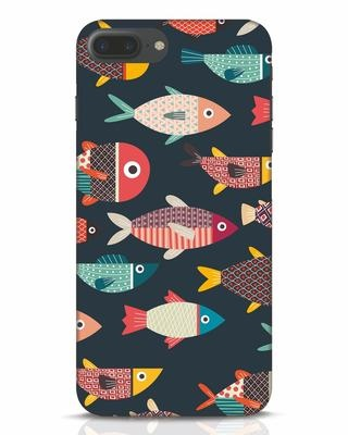 Shop Fishies iPhone 7 Plus Mobile Cover-Front