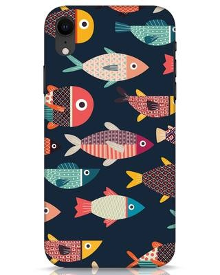 Shop Fishies iPhone XR Mobile Cover-Front