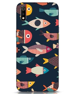 Shop Fishies Realme 3i Mobile Cover-Front