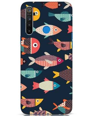 Shop Fishies Realme 5 Mobile Cover-Front