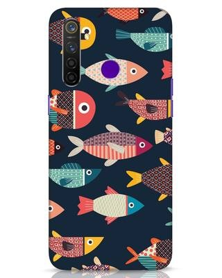 Shop Fishies Realme 5 Pro Mobile Cover-Front