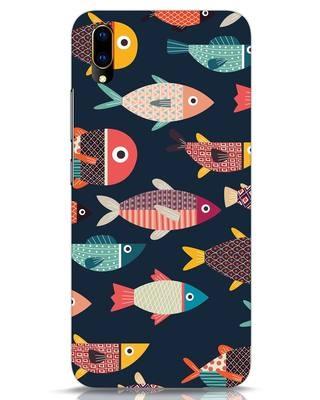 Shop Fishies Vivo V11 Pro Mobile Cover-Front
