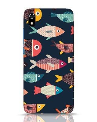 Shop Fishies Xiaomi Redmi 7A Mobile Cover-Front