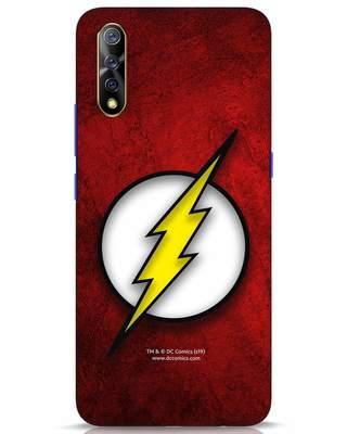 Shop Flash Logo Vivo S1 Mobile Cover (BML)-Front