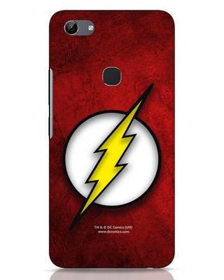 Shop Flash Logo Vivo Y81 Mobile Cover (BML)-Front