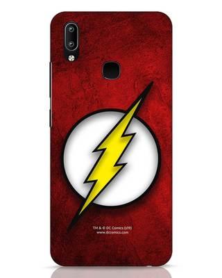 Shop Flash Logo Vivo Y91 Mobile Cover (BML)-Front