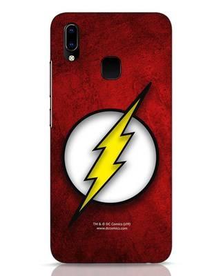 Shop Flash Logo Vivo Y93 Mobile Cover (BML)-Front