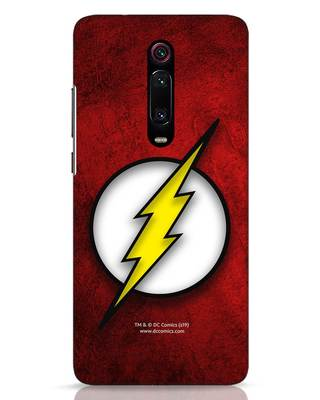 Shop Flash Logo Xiaomi Redmi K20 Mobile Cover (BML)-Front