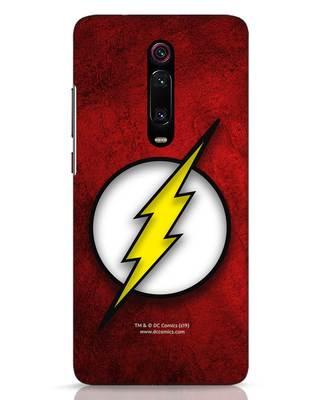 Shop Flash Logo Xiaomi Redmi K20 Pro Mobile Cover (BML)-Front