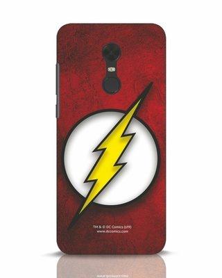 Shop Flash Logo Xiaomi Redmi Note 5 Mobile Cover (BML)-Front