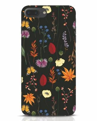 Shop Flowers iPhone 7 Plus Mobile Cover-Front