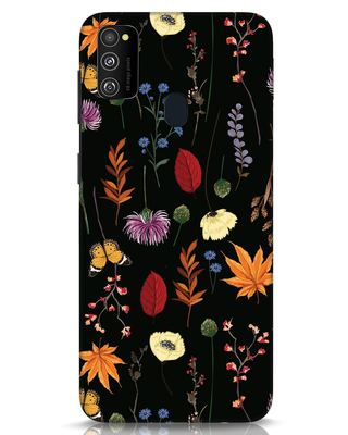 Shop Flowers Samsung Galaxy M30s Mobile Cover-Front