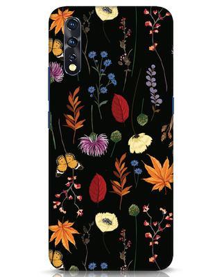 Shop Flowers Vivo Z1x Mobile Cover-Front
