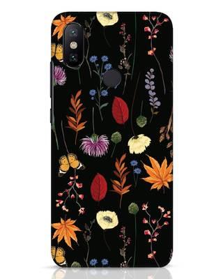 Shop Flowers Xiaomi Mi A2 Mobile Cover-Front