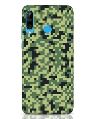 Shop Forest Blend Huawei P30 Lite Mobile Cover-Front