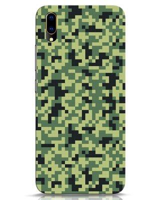 Shop Forest Blend Vivo V11 Pro Mobile Cover-Front