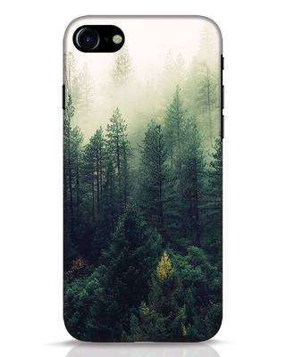 Shop Forest iPhone 7 Mobile Cover-Front