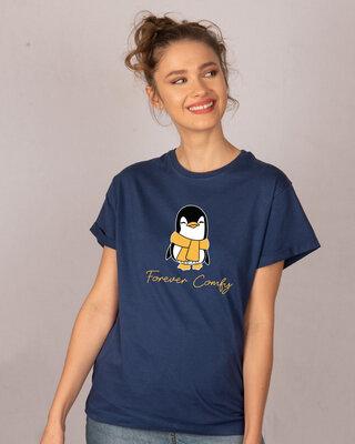 Shop Forever Comfy Boyfriend T-Shirt-Front