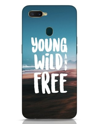 Shop Free Oppo A7 Mobile Cover-Front
